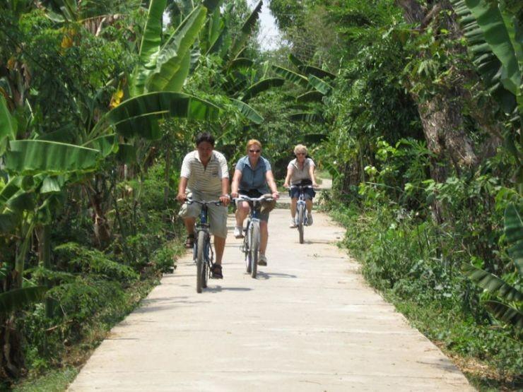 Mekong Delta: Ben Tre homestay