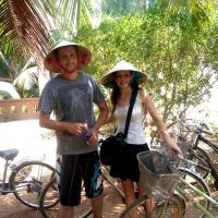 Cycling tour with ALO travel Asia