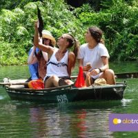 Ninh Binh - Trang An daily trip with ALO travel Asia