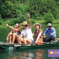 Ninh Binh day trip with ALO travel Asia
