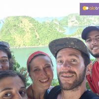 Halong bay trip with ALO travel Asia