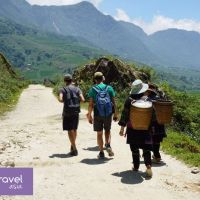Trekking in Sapa with ALO Travel Asia