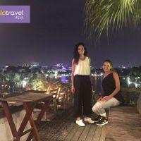 Cau Go Restaurant - Hanoi trip with ALO Travel Asia