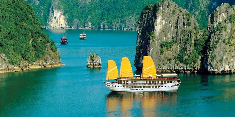 Indochina Sails Halong Bay