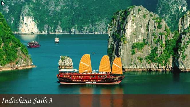 Indochina Sails Halong Bay