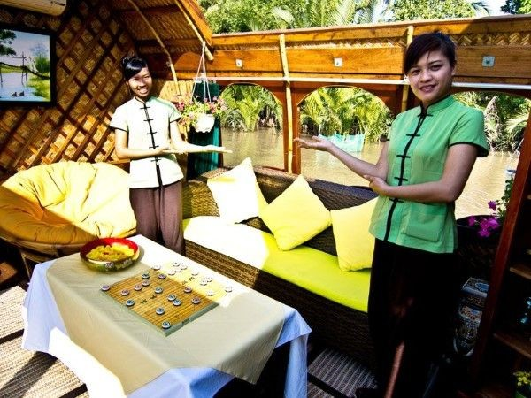 Mango Cruise Mekong Delta