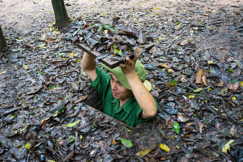 Saigon – Cu Chi Tunnels – Day Tour