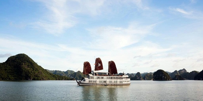 Glory Legend Cruise Halong