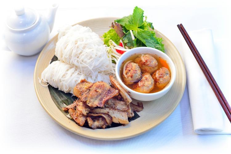Bun Cha Hanoi | ALO Travel Asia