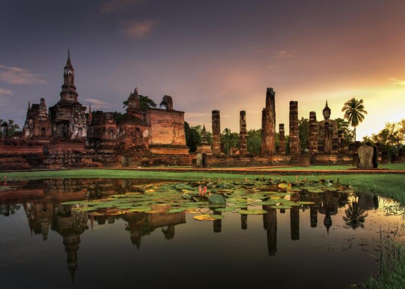 Bangkok to Chiang Mai overland