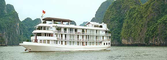 La Vela Classic Cruise Halong