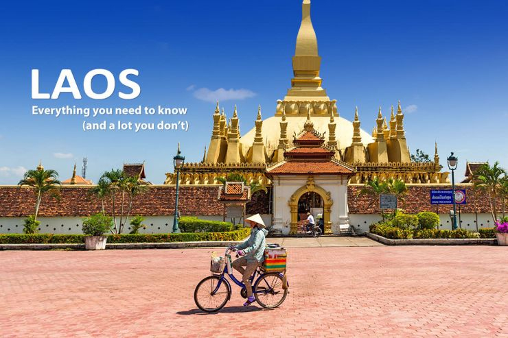 Laos Past and Present