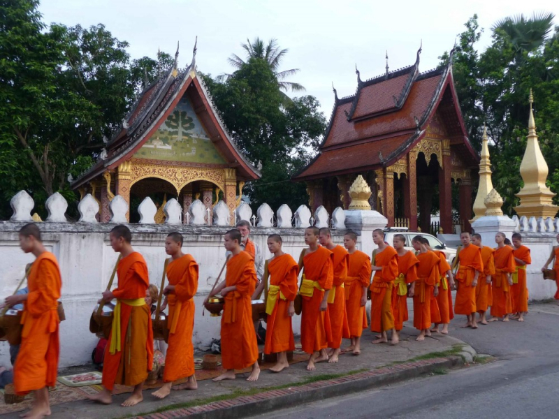 Highlights of Luang Prabang