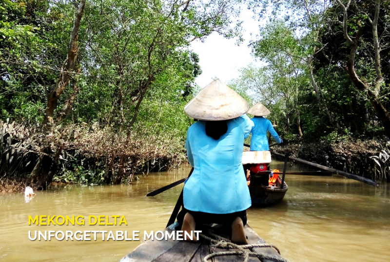 Mekong Delta: Cai Be Vinh Long Can Tho