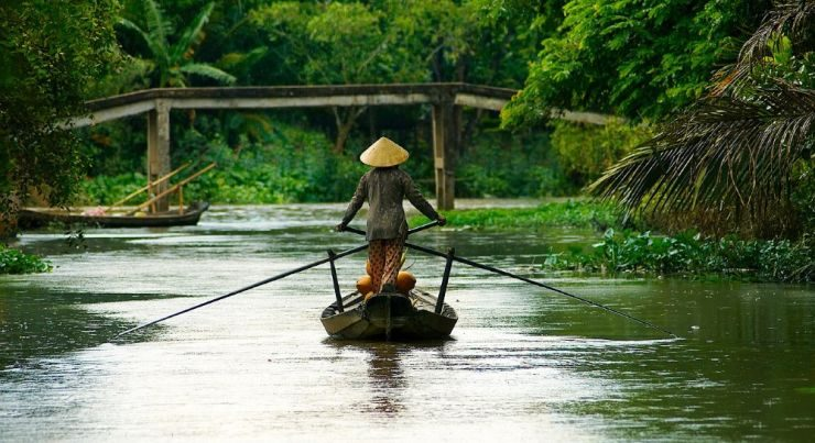 Mekong Delta Adventure Day Tour