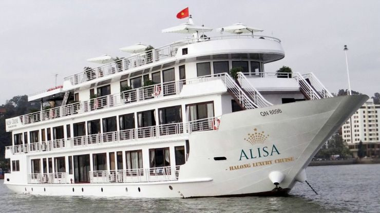 Alisa Cruise Halong