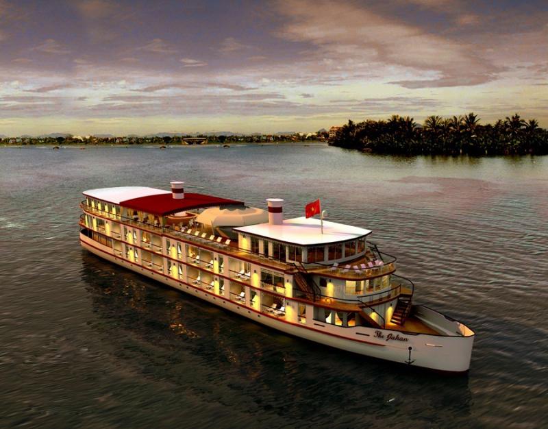 Jahan Cruise: Saigon – Phnom Penh
