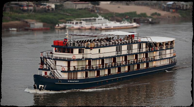 Jayanvarman Cruise: Saigon – Phnom Penh