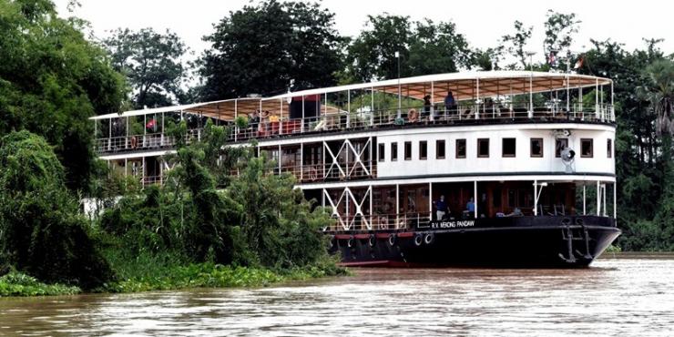 Pandaw Mekong Cruise: Saigon – Phnom Penh