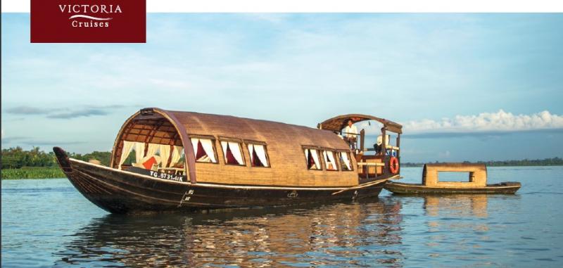 Song Xanh Sampan 3 days deep in the delta