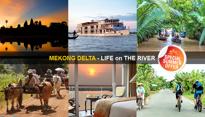 MEKONG DELTA – LIFE ON THE RIVER