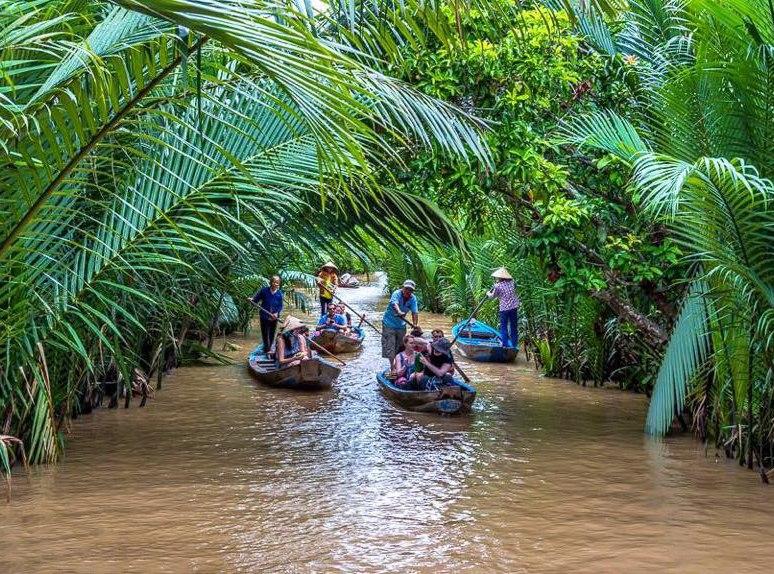 Cu Chi tunnels – Mekong premier day trip
