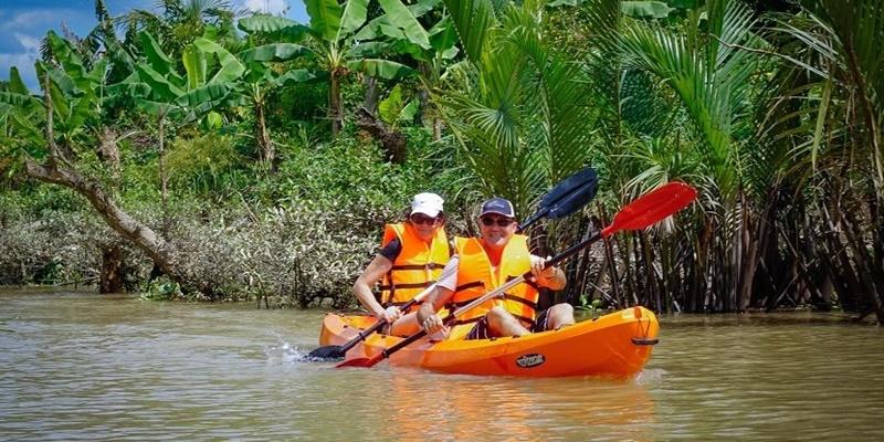 Mekong delta: Cai Be – Tan Phong day tour