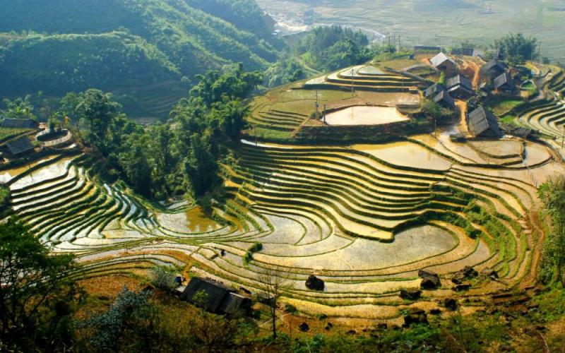 Sapa Bac Ha Market – Long Trek 3 days