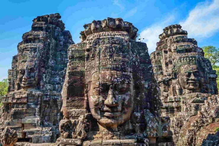 Siem Reap – Angkor Complex – Closer Look