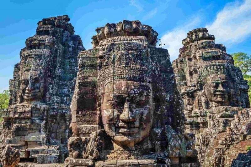Siem Reap – Angkor Complex – Closer Look
