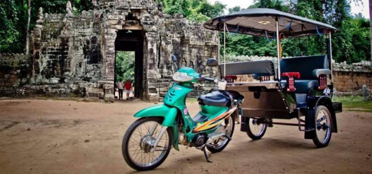 SIEM REAP – A LIFE TIME ADVENTURE EXPERIENCE 6D5N