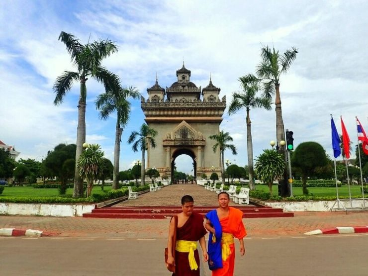 Vientiane 3 days 2 nights