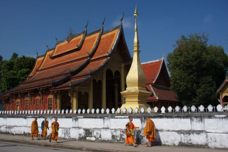 Luang Prabang 5 days 4 nights