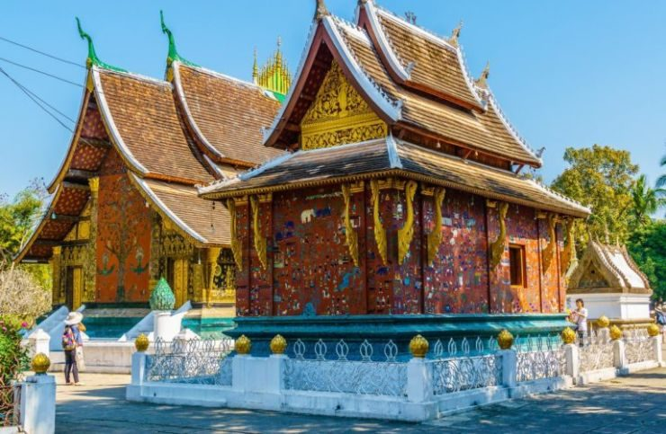 Luang Prabang – Pakse 7 days/6 nights