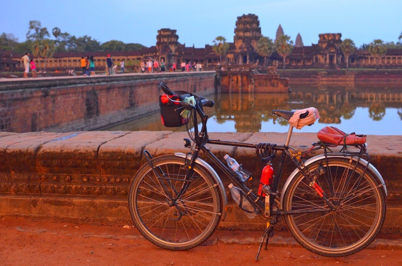 Cycling Angkor Temples – Intermediate