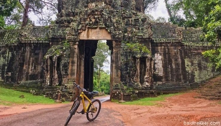 Cycling Angkor Temples – Advanced