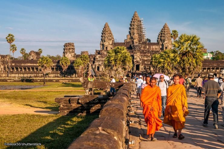 Cambodia's charms – Short version