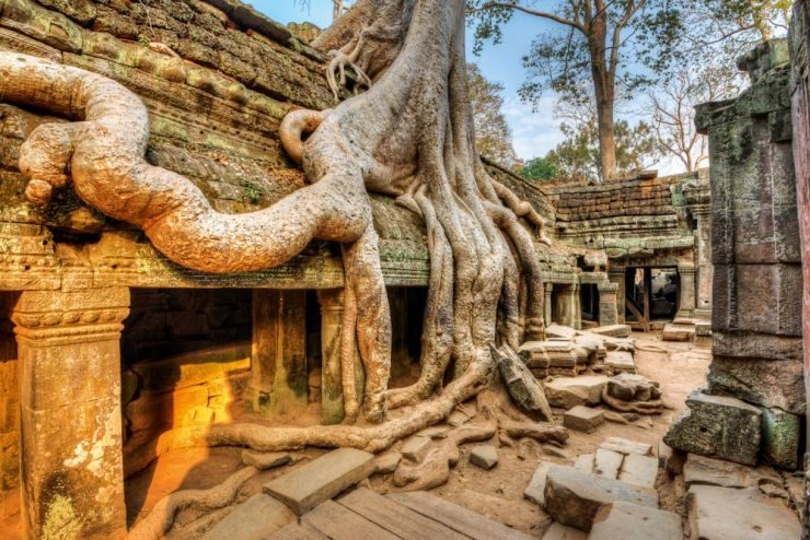Phnom Penh – Siem Reap highlights