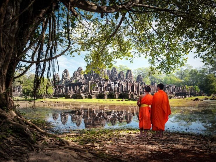 Cambodia's charms
