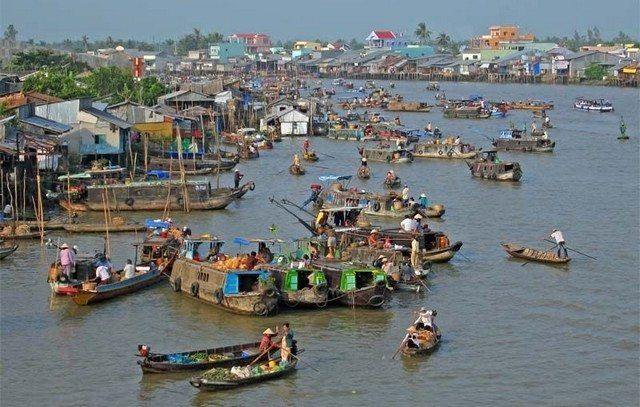 Mekong 3 days 2 night – Phnom Penh transfer