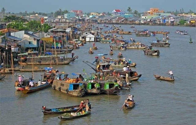 Mekong 3 days 2 night – Phnom Penh transfer
