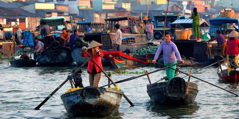 Mekong 2 days 1 nights