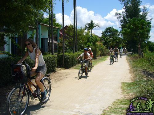 Hoi An countryside cycling