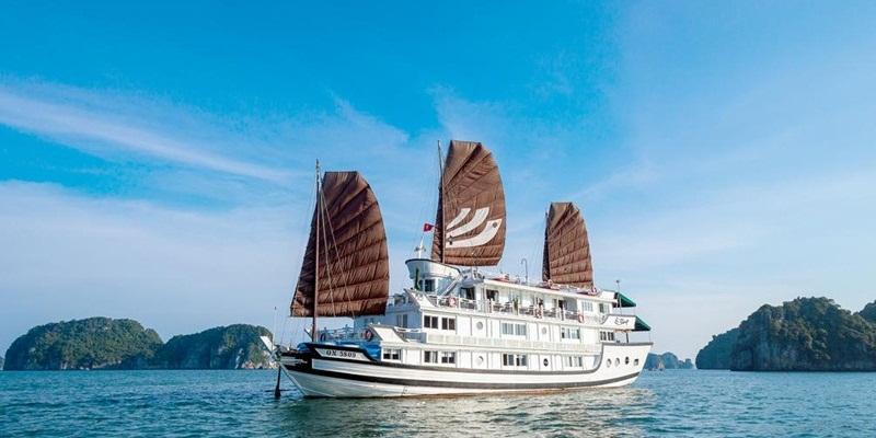 Bhaya Cruise Halong