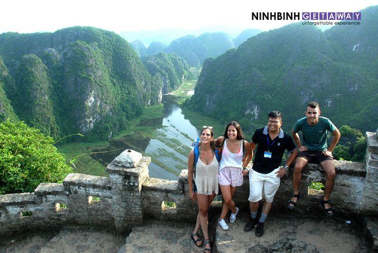 Trang An – Mua Cave – Tuyet Tinh coc – Cuc Phuong Park