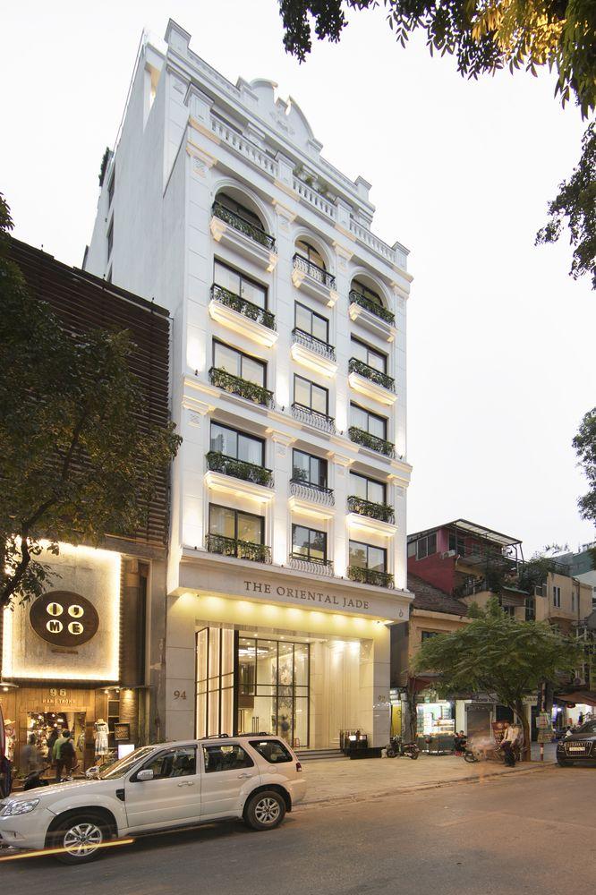 Oriental Jade - The Boutique hotel in Hanoi Old Quarter
