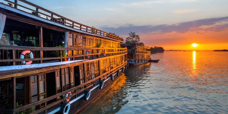 FUNAN CRUISE | Mekong Delta 2 Days Cruise Cai Be – Can Tho (Vice Versa)