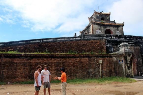 VESPA TOUR | Hue Imperial Adventure