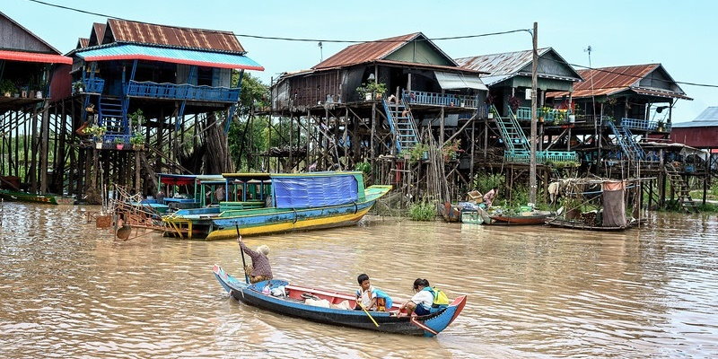 VESPA ADVENTURES | Tonle Sap Lake Explorer