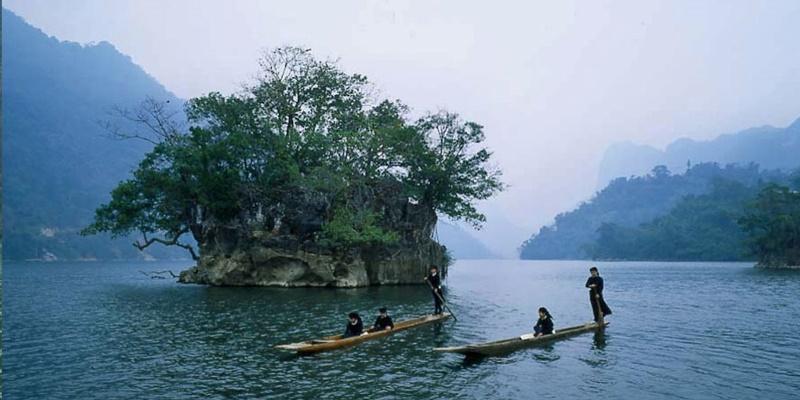 3D2N Ba Be Lake – Ban Gioc Waterfall – Pac Bo